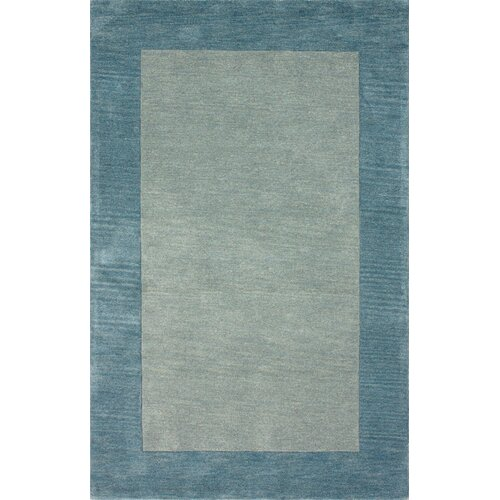 nuLOOM Brilliance Ice Blue Simplicity Rug