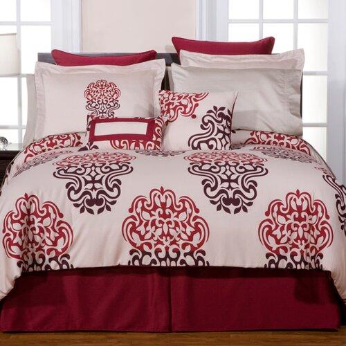 Pointehaven Luxury 9 Piece Comforter Set