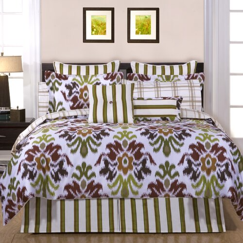 Pointehaven Luxury Ensemble 9 Piece Comforter Set