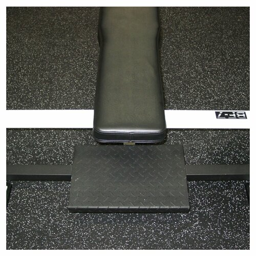 Valor Athletics Flat Olympic Bench with Spotter
