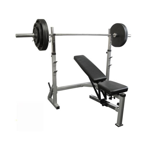 Valor Athletics FID Flat / Incline and Decline Olympic Bench