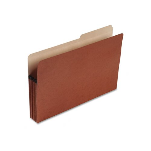 File Pocket w/Tab, 3-1/2