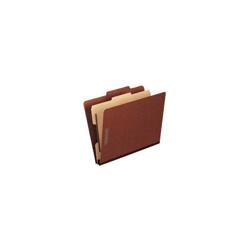 Pendaflex® Pressboard Classification Folders with Six-Section