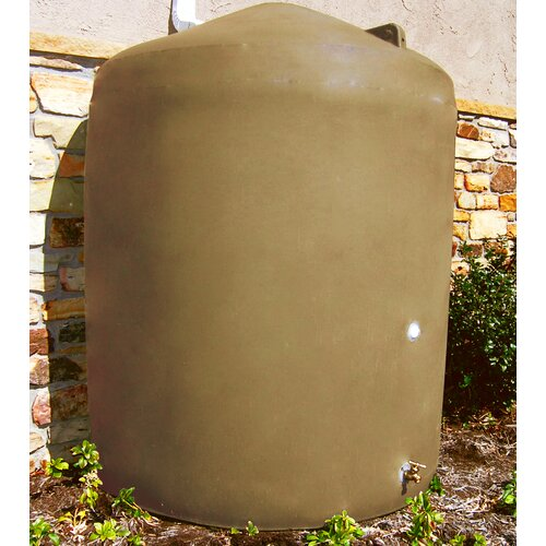 Good Ideas Rain Wizard 300 Gallon Rain Barrel