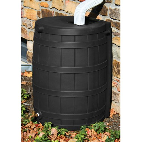 Good Ideas Rain Wizard 50 - 50-Gallon Rain Barrel