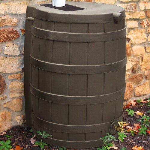 Rain Wizard 40 Gallon Rain Barrel