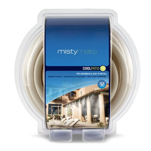 Misty Mate Inc. Cool Patio 10 Ft. Hose