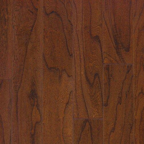 "CFS Flooring Melissa II 4-9/10"" Engineered Elm Flooring in Chambord"