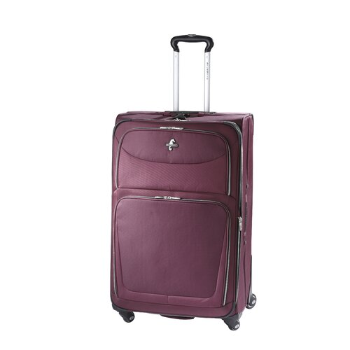 """Atlantic Luggage Compass 2 29"""" Expandable Suiter Spinner Upright"""