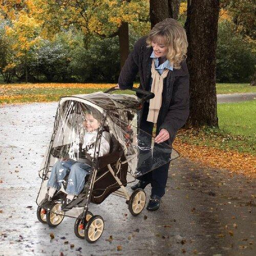 Deluxe Stroller Weather Shield