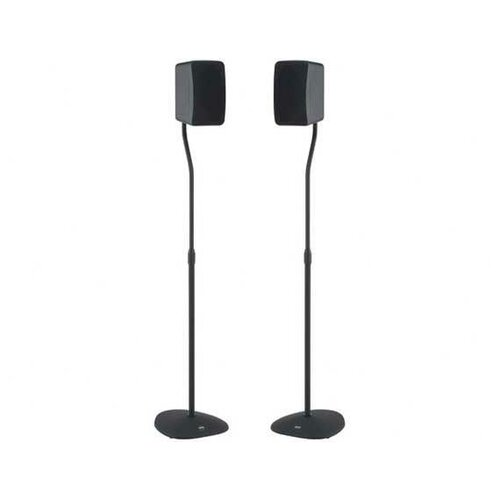Sanus Home Theater in a Box Adjustable Speaker Stand (Set of 2)