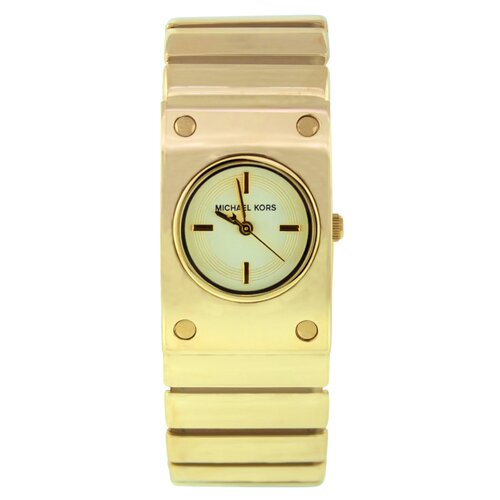 Women's Classic Watch with Goldtone Dial
