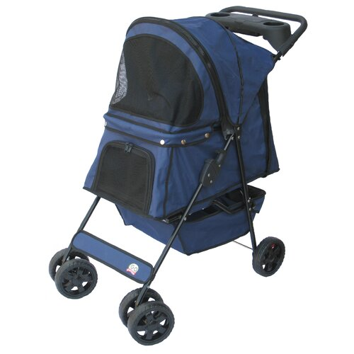 Go Pet Club Standard Pet Stroller