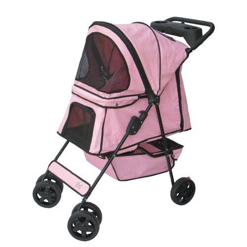Go Pet Club Standard Pet Stroller