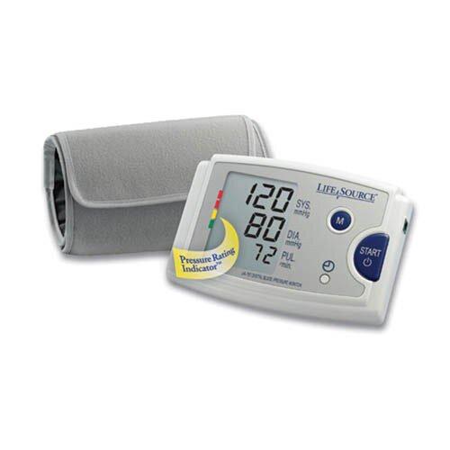 Lifesource Quick Response Blood Pressure Monitor