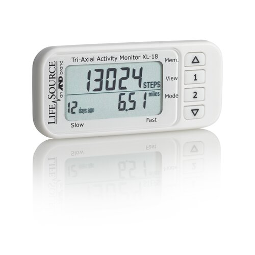 Digital Tri-Axial Activity Monitor