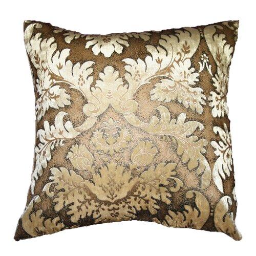 Violet Linen Royal Velvet Decorative Throw Pillow & Reviews Wayfair