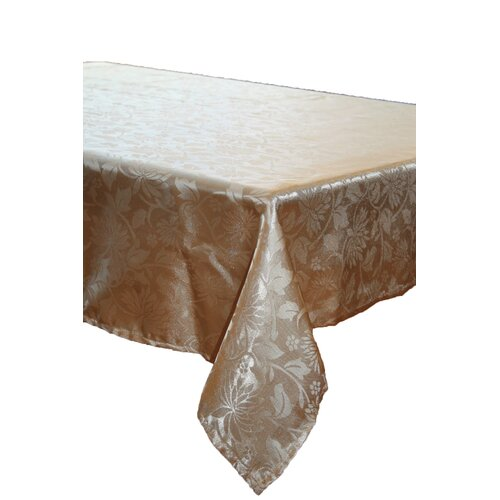 European Floral Design Tablecloth