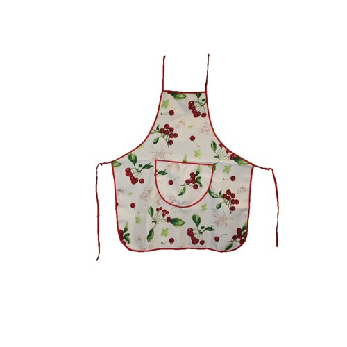 European Kitchen Cherry Vintage Apron
