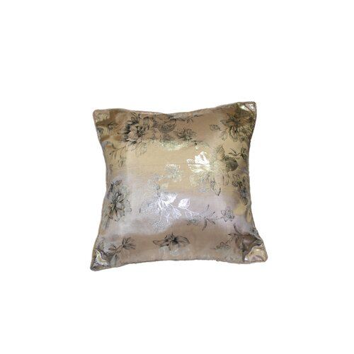 Silky Heritage Decorative Throw Pillow