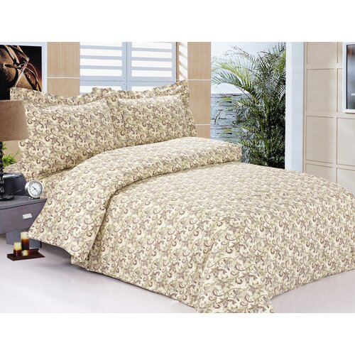 French Lilies Luxurious Duvet Set