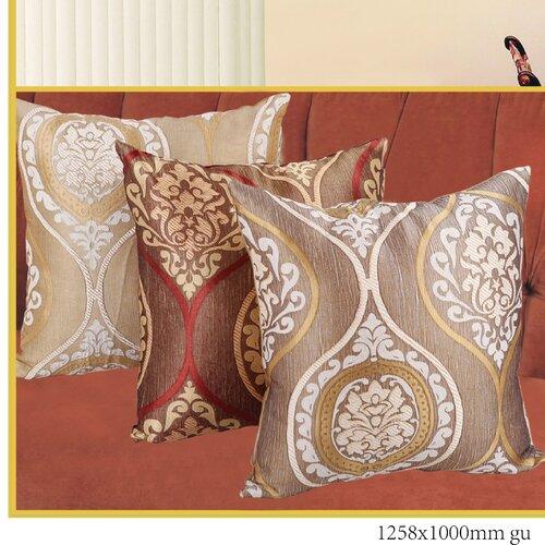 Milano Arts Jacquard Decorative Throw Pillow