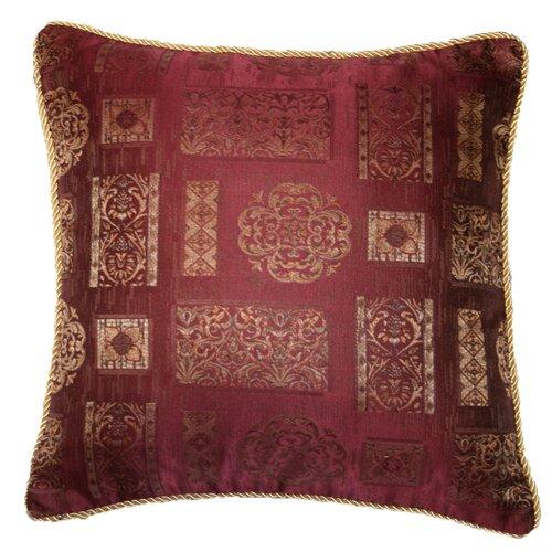 Premium Damask Vintage Decorative Throw Pillow