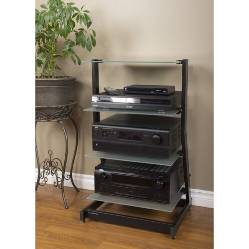 Plateau Z-Series Audio Rack