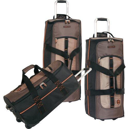Timberland Jay Peak 3 Piece Luggage Set