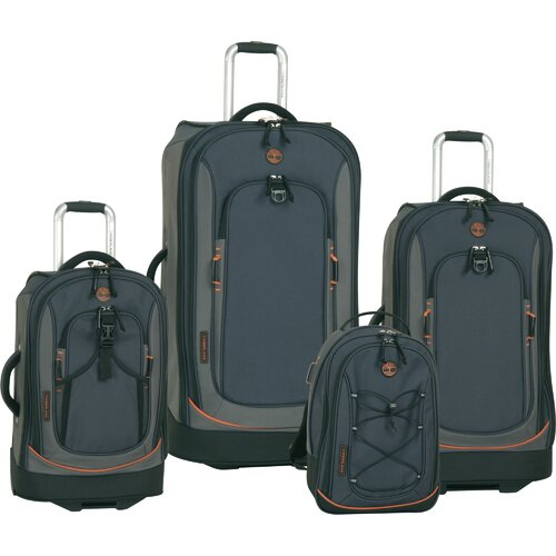 Claremont 4 Piece Luggage Set