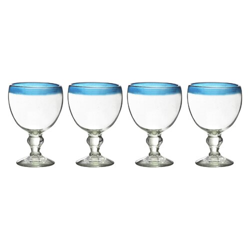 El Gordito Glass (Set of 4)