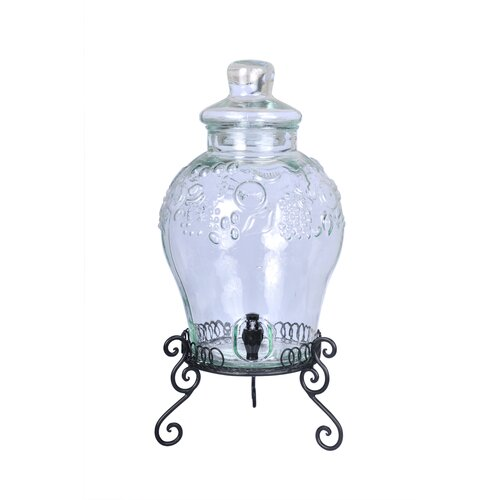Global Amici Sonoma Spigot Jar and Stand