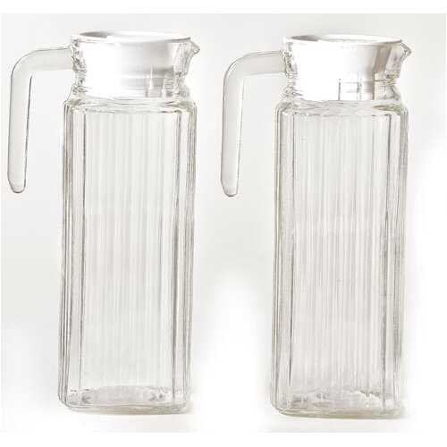 Global Amici Two Piece Refrigerator Pitcher Set