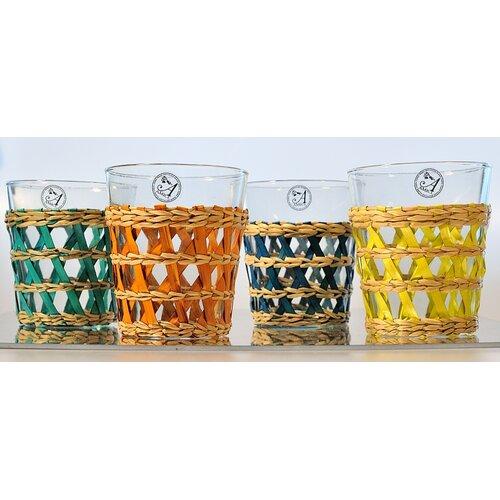 Global Amici La Bamba 12 oz. DOF Glass