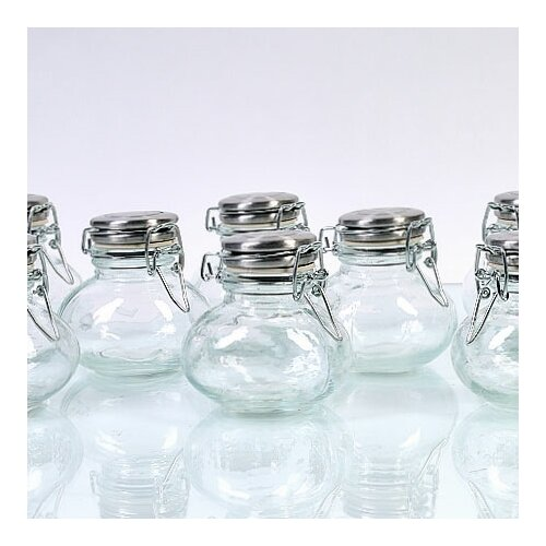 Global Amici Carina Spice jars