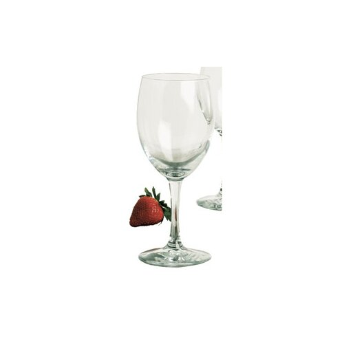 Anchor Hocking White Wine Glass