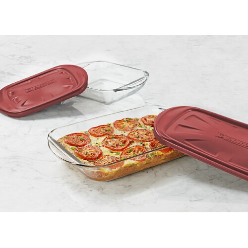 4 Piece Bakeware Set