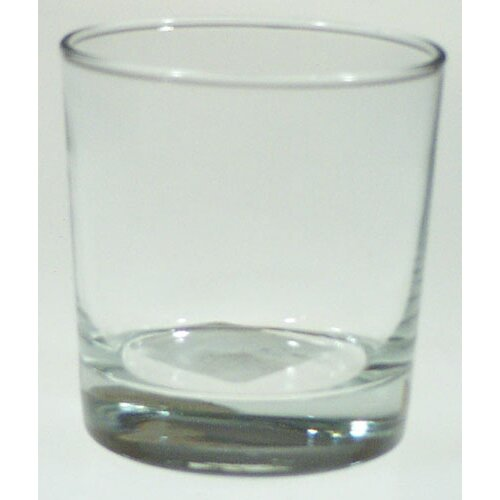 Anchor Hocking 9 oz. Heavybase Crystal Rocks Old Fashioned Glass