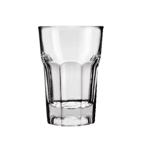 Anchor Hocking New Orleans Hi-Ball Glass in Clear