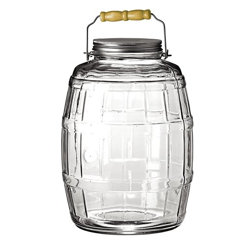 2.5 Gallon Barrel Jar