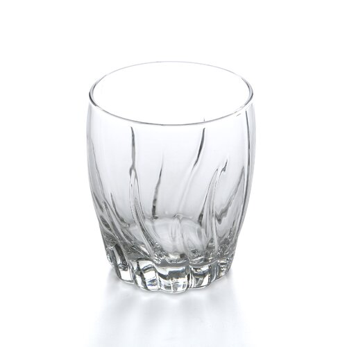 12 oz. Starfire Crystal Double Rocks Glass