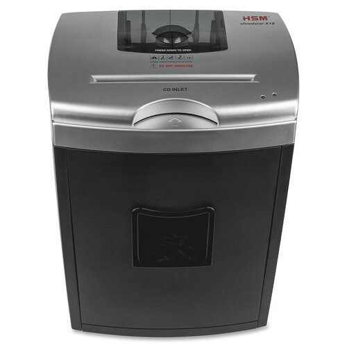 HSM of America,LLC 18 Sheet Cross-Cut Shredder
