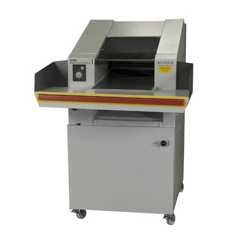 HSM of America,LLC FA500.3cc, 500-550 sheet, cross-cut industrial shredder