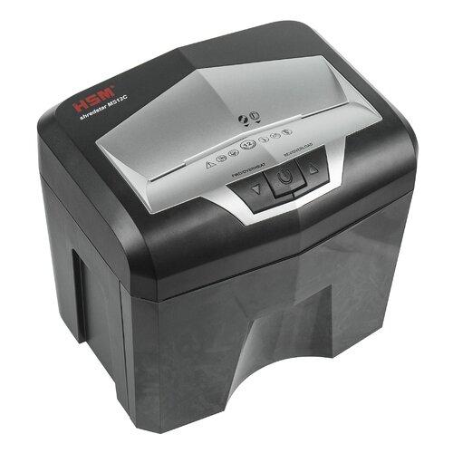 HSM of America,LLC Shredstar MS12c 12 Sheet Cross-Cut Shredder