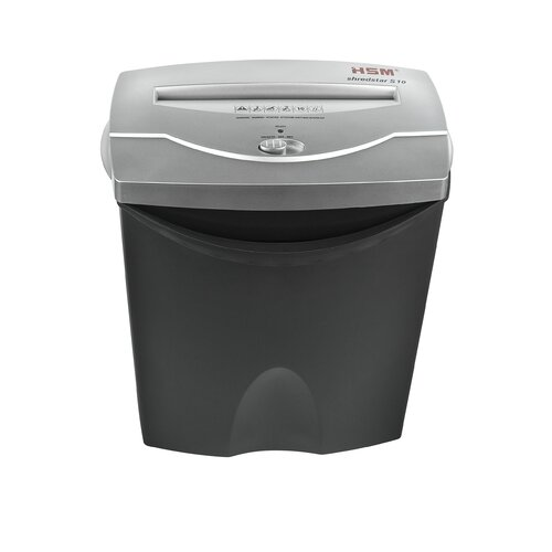 HSM of America,LLC Shredstar S10, 10 sheet, strip-cut, 4.3 gal. capacity