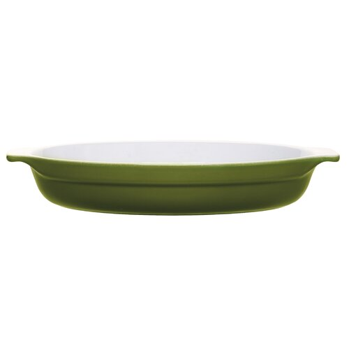 Emile Henry Large Oval Gratin Dish