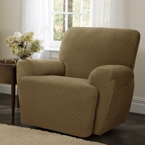 mitchell recliner slipcover wayfair
