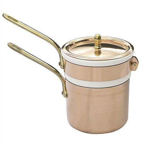 M'tradition 0.85-qt. Cupretam Double Boiler with Lid