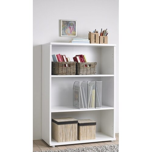 Tvilum Box Bookcase with 3 Shelves