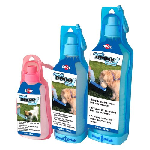Ethical Pet Handy Drink Dog Water Bottle